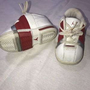 Nike Infant Air Jordan Team Elite Sneakers